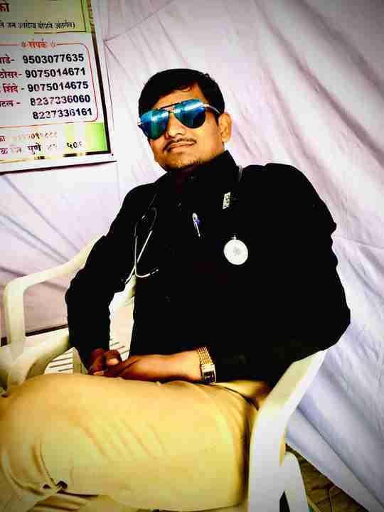 Dr. Madhav Kolpe's profile on Curofy