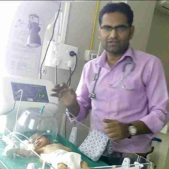 Dr. Hemraj Dhondge(Patil)'s profile on Curofy