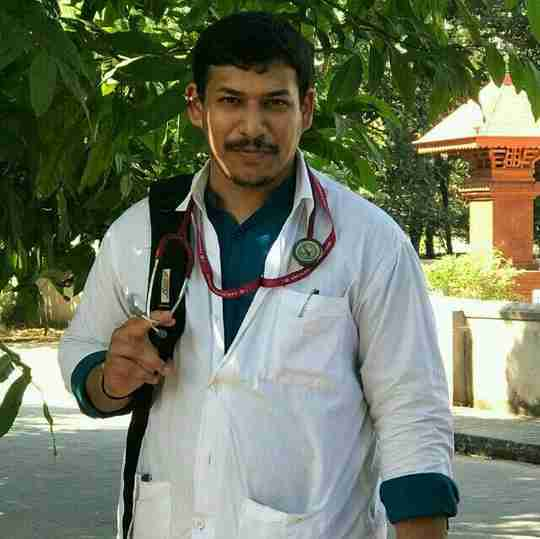 Dr. Rohit Kashikar's profile on Curofy