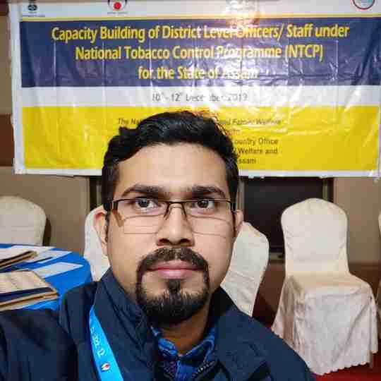Dr. Hrishikesh Kalita's profile on Curofy