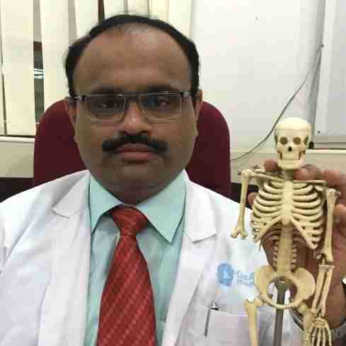 Dr. Shashidhar B S's profile on Curofy