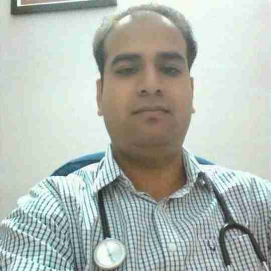Dr. Rajesh Soni's profile on Curofy