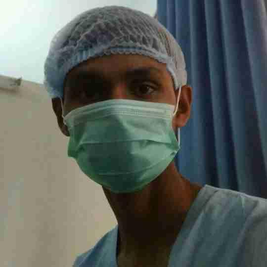 Dr. Bipin Vasava's profile on Curofy