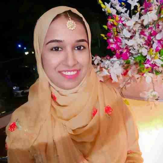 Dr. Misbah Shaikh's profile on Curofy