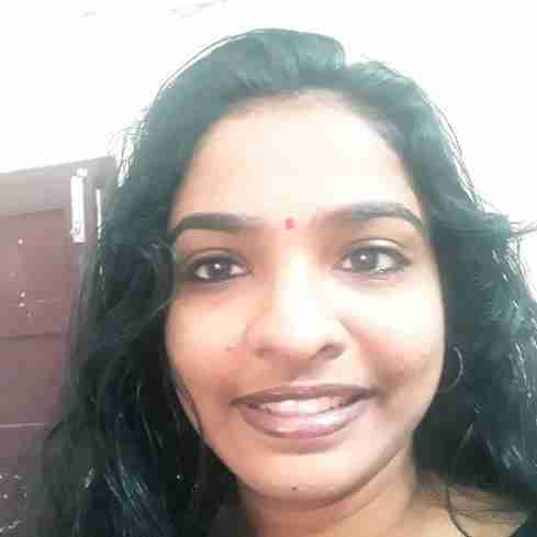 Amrutha Vijayan's profile on Curofy