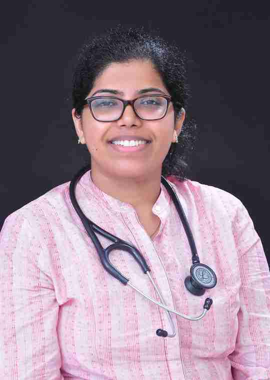 Dr. Leena Jose's profile on Curofy