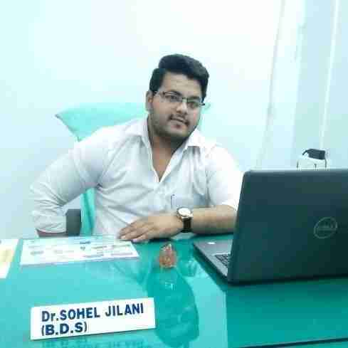 Dr. Sohel Jilani's profile on Curofy