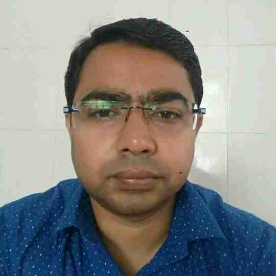 Dr. Pankaj Verma's profile on Curofy
