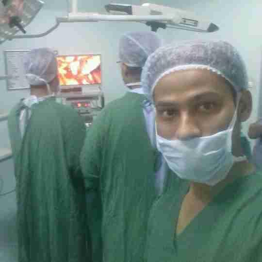 Dr. Islam Mohd's profile on Curofy