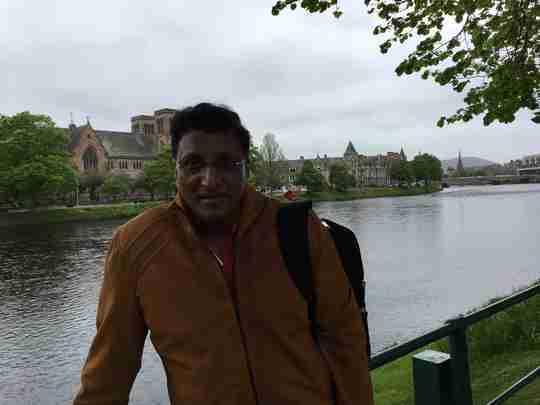 Dr. Praveen Jadhav's profile on Curofy