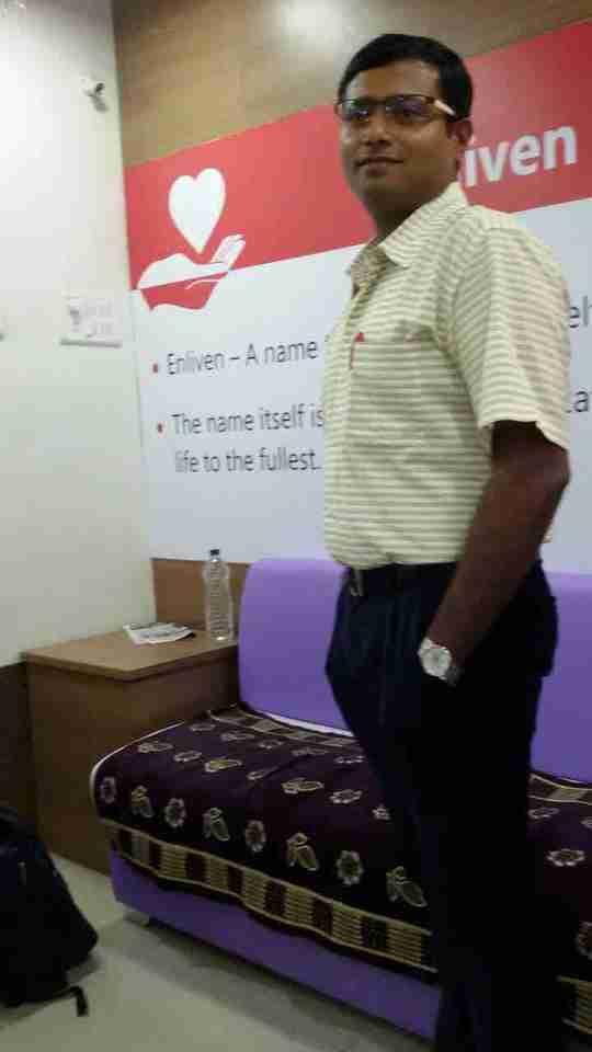 Mahesh Shinde's profile on Curofy