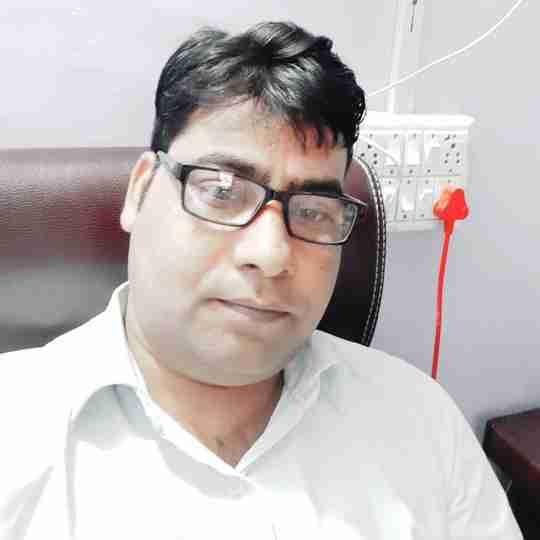 Dr. Arvind Yadav's profile on Curofy