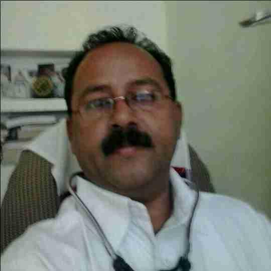 Dr. Arvind Srivastava's profile on Curofy