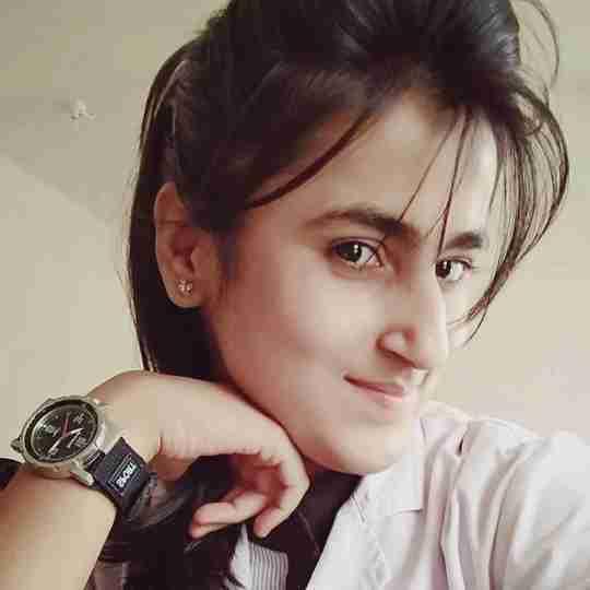Dr. Diksha Goplani's profile on Curofy
