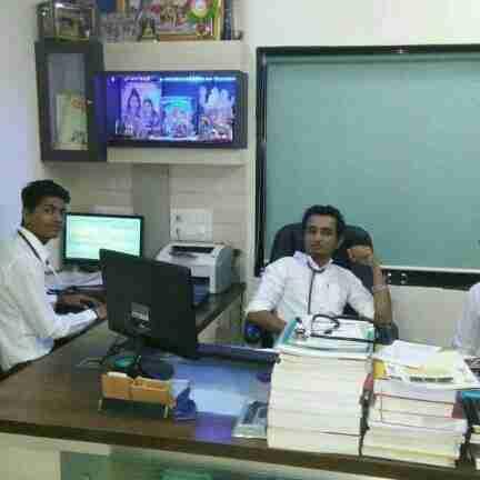 Dr. Kb Ahir's profile on Curofy