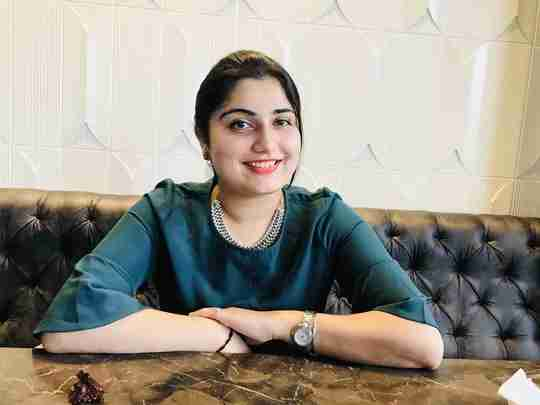 Vaishali Sharai's profile on Curofy