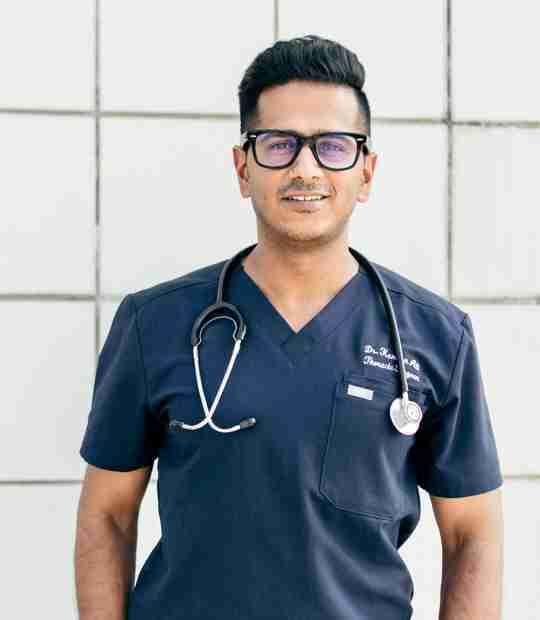 Dr. Kamran Ali's profile on Curofy