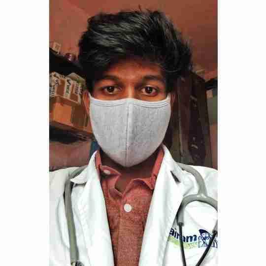 Dr. Narayanasamy K's profile on Curofy