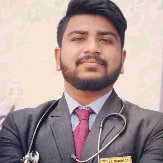 Dr. Barun Das's profile on Curofy