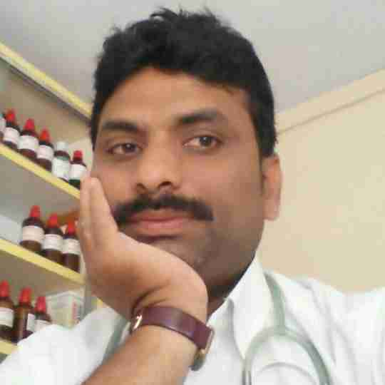 Dr. Santoshkumar Raju's profile on Curofy