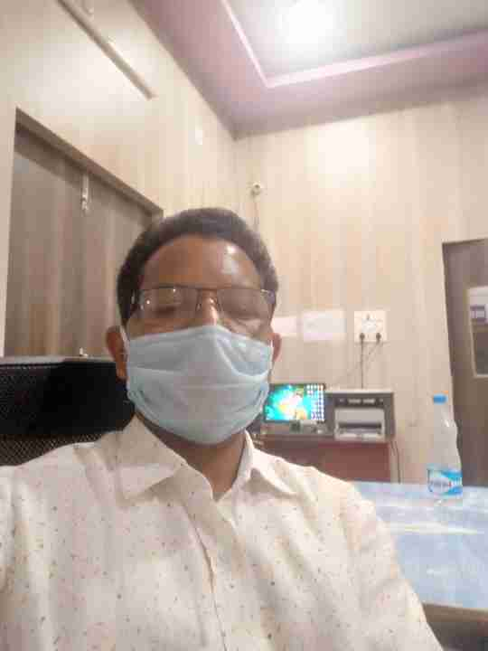 Dr. Purushottam Naik's profile on Curofy