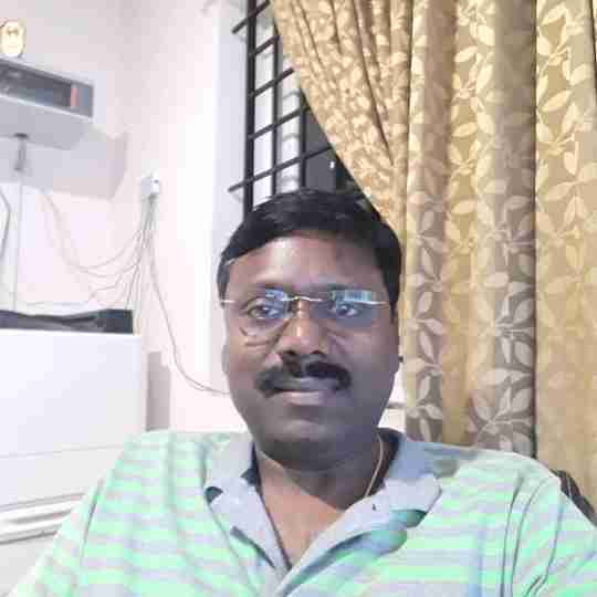 Dr. Venkatesan Mahalingam's profile on Curofy