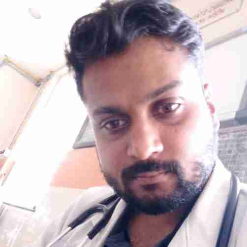 Dr. Vibhuti Bhushan's profile on Curofy