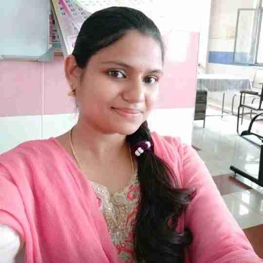 Dr. Sharmila K's profile on Curofy