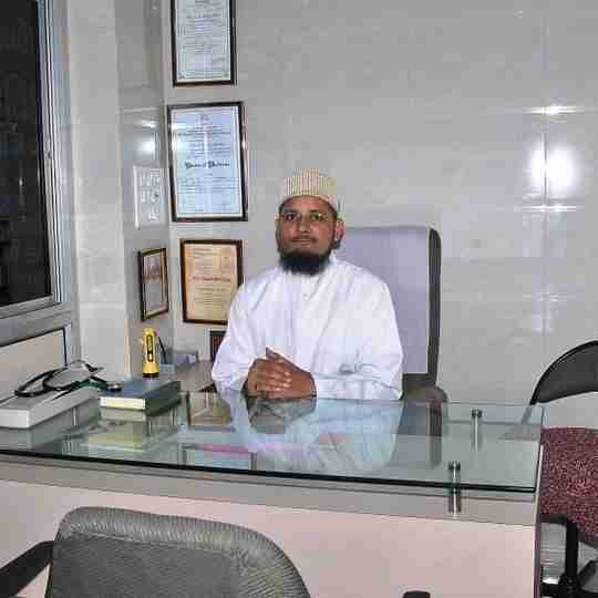 Dr. Zulqarnain Bhaisaheb's profile on Curofy