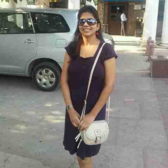 Shipra Srivastava's profile on Curofy