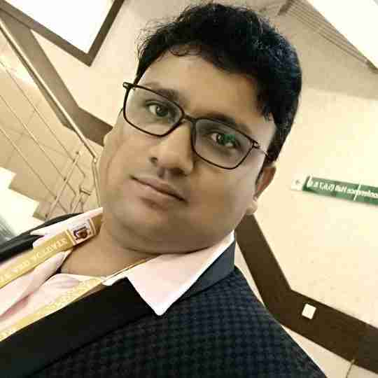 Dr. Subrat Chinara's profile on Curofy