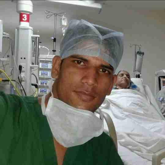 Dr. Radhe Lodhi's profile on Curofy