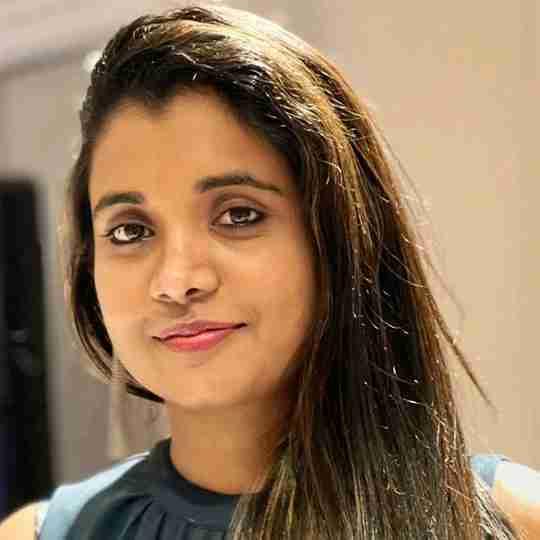 Dr. Monikeerthana Anandhasekar's profile on Curofy