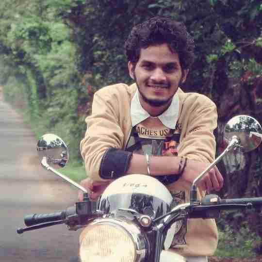 Viswendra Chikkam's profile on Curofy