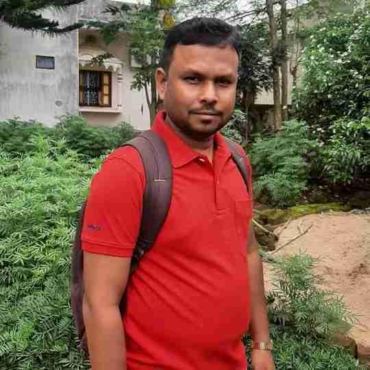 Dr. Padmalochan Patra's profile on Curofy