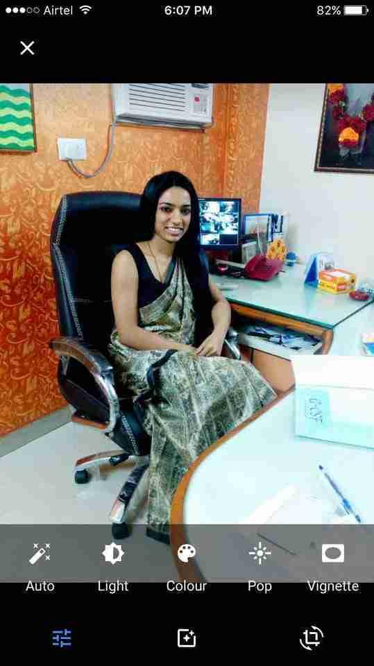 Dr. Sowmya Rai's profile on Curofy
