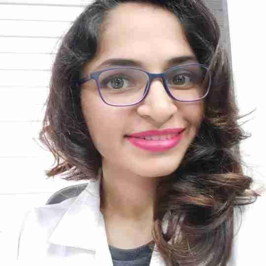 Dr. Ashwini Ingle Salunke's profile on Curofy