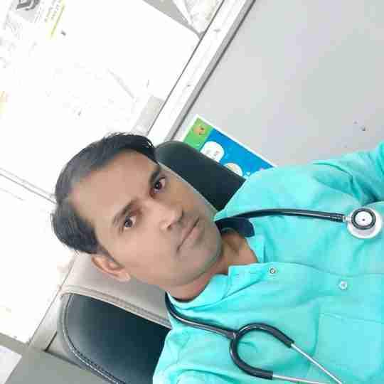 Dr. Krishna Chavan's profile on Curofy