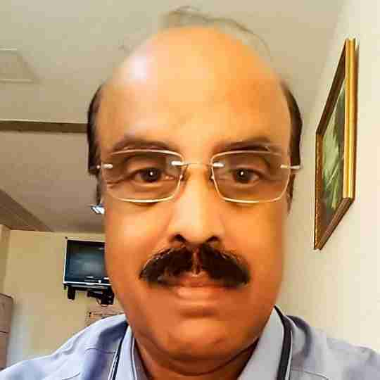 Dr. V.k.mohanan Vallath's profile on Curofy
