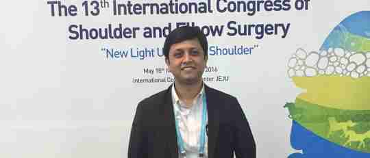 Dr. Shashikiran R's profile on Curofy