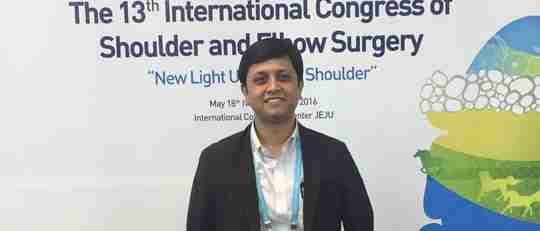 Dr. Shashikiran R's profile on Curofy