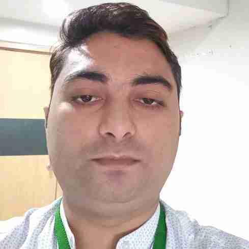 Dr. Prateek Pandey's profile on Curofy