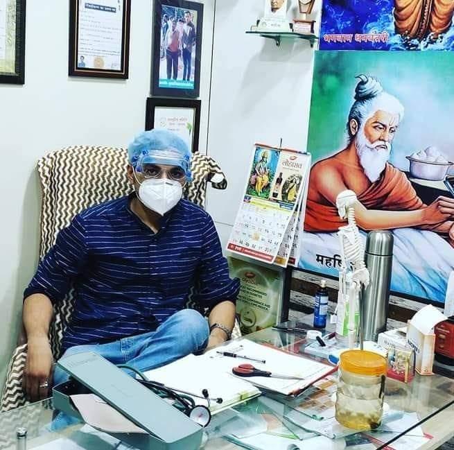 Dr. Vijay Panwar