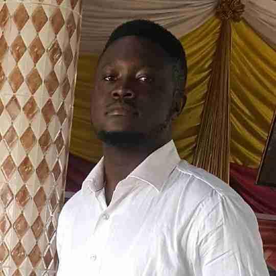 Kindo Abraham Kamara's profile on Curofy
