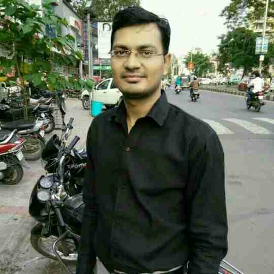 Kalpesh Moradiya's profile on Curofy