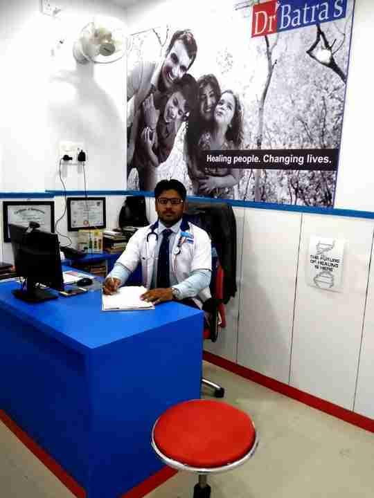 Dr. Jyoti Prasad's profile on Curofy