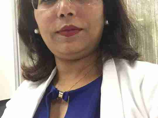 Dr. Seema Pandey's profile on Curofy