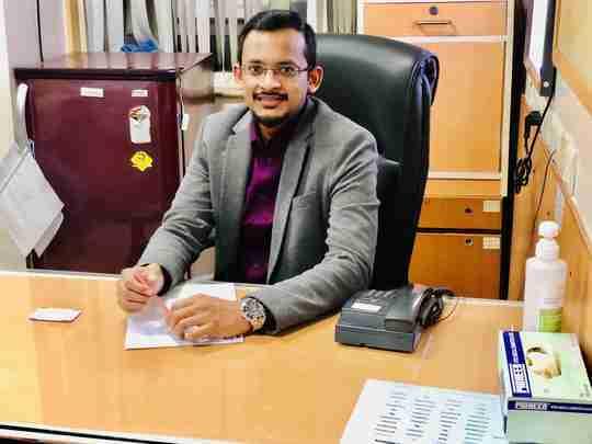 Dr. Chirag Jain's profile on Curofy
