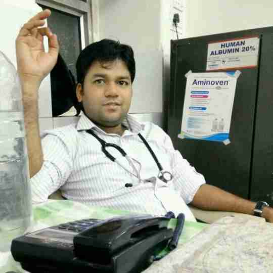 Dr. Swapnil Wankhede's profile on Curofy