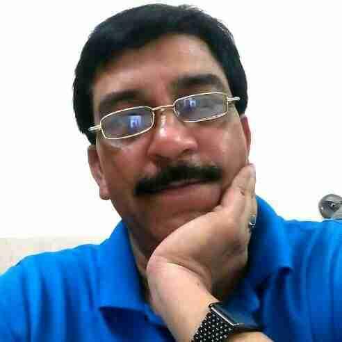 Dr. Rajiv Sharma's profile on Curofy